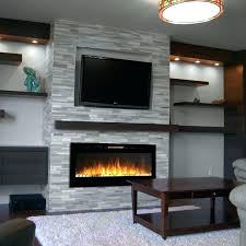 Indoor Electric Fireplace Electric Indoor Fireplaces Bi Deep Wide X Deep Full Frame Viewing