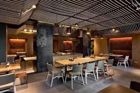 modern day red colour scheme suggestions in sovok restaurant1