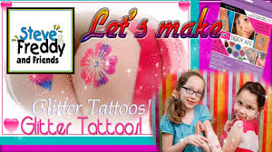 glitter tattoo kits michaels buy the tulip body art face body