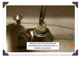 Old Delta Single Handle Shower Faucet Repair Learn How To Fix A Leaky Faucet Delta Edition
