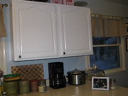 White Cabinets With Blue Walls Furniture White Aristokraft Cabinets With Tan Countertop Plus