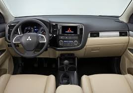 Mitsubishi Outlander Sport 2013 Interior 2013 Mitsubishi Outlander Interior U2013 Picture 2 Driving In Line