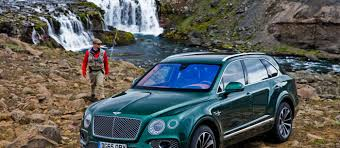 golden bentley bentley fits the bentayga with an 80 000 tackle box the week