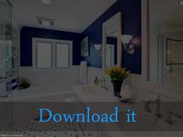blue and white bathroom tiles house design ideas
