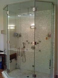 chicago glass steam shower enclosures chicago steam shower glass
