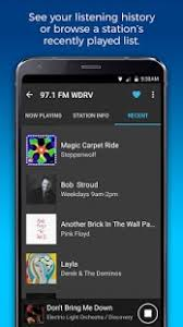 android fm radio nextradio free live fm radio android apps on play
