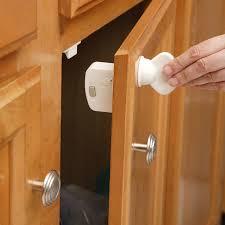 best baby cabinet locks amazon com safety 1st magnetic locking system 1 key and 8 locks