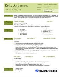 Sample Resume For Tax Preparer Tax Accountant Sample Resume Resume For Accountant Sample Images