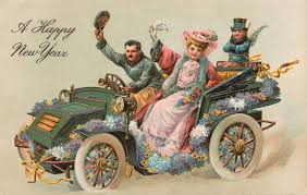 new years post cards jodie designs happy new year free vintage postcards