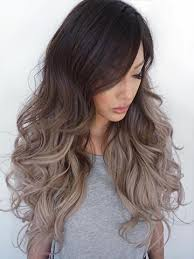silver hair extensions silver gray ombre adhesive hair extensions shine