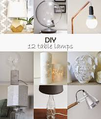 diy desk lamp and get ideas how to create diy desk with remarkable appearance 6