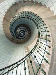 spiraling staircase winsome design spiral staircase stock photo