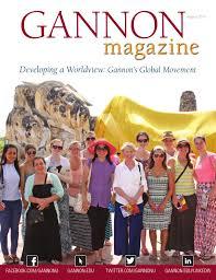 gannon gannon magazine august 2014 by gannon university issuu