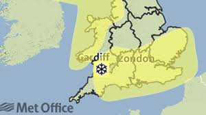 Map Of Southern England by Snow Warning For Southern England On Thursday U2013 Liam Dutton