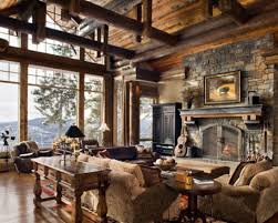 Home Interior Western Pictures Rustic Home Interior Design Rustic Interior Design For The 1000