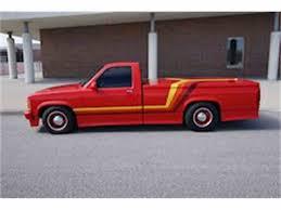 Dodge Dakota Truck Box - 1987 dodge dakota for sale classiccars com cc 834530
