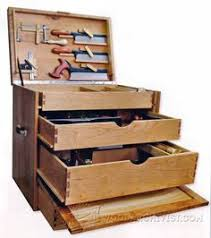 Woodworking Tools In Indianapolis by 2652 Woodworking Tool Chest Plans Workshop Solutions Holz