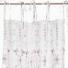 Textured Cotton Tie Top Drape by Nyc Curtain Panels U0026 Treatments For Your Apartment At Abc Home