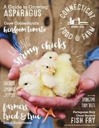 connecticut food u0026 farm spring 2016 issue 4 by connecticut food