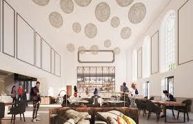 mecanoo selected renovate perth city hall with number u0027light