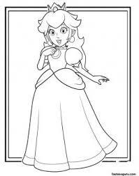 25 princess toadstool ideas