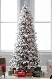 prelit christmas tree ingenious ideas prelit christmas trees pre lit lowes clearance led