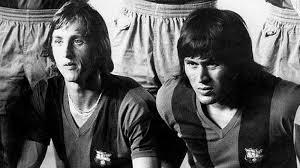 cholo sotil curiosidades del f johan cruyff hugo sotil comentó que perdió a uno de sus mejores