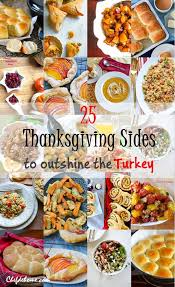 25 thanksgiving sides to outshine the turkey and 15 days to