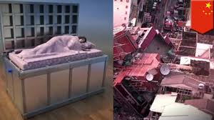 Strange Beds For Sale by Earthquake Proof Bed Latest Invention To Come Out Of China May