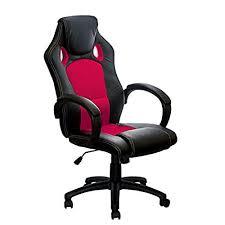 high back tilt lock computer chairs amazon com