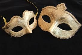 masquerade party masks collection of gold masquerade mask trendy mods