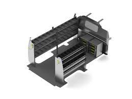 Cargo Van Shelves by Plumbing Van Shelving Ranger Design