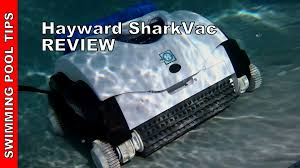 Hayward SharkVac Robotic Pool Cleaner Review