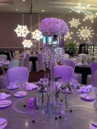 themed table decorations winter themed table centerpieces winter table