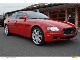 maserati granturismo red car picker red maserati quattroporte
