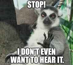 Lemur Meme - stoner lemur meme generator imgflip
