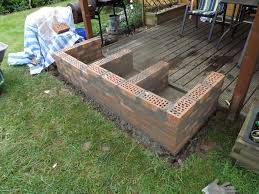 awesome outdoor küche mauern pictures ideas design - Outdoor K Che Mauern