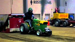 nqs garden tractor pull columbus ohio 2011 diesel 6 youtube