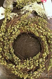 berry wreath diy green berry wreath coastal artsy rule