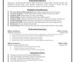 Top 8 Medical Billing Coordinator Resume Samples by Medical Billing And Coding Specialist Resume Sample Download