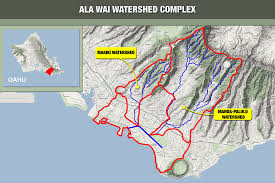 Map Of Waikiki Model Projects Community Partnership Center Foundation