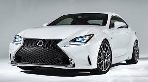 2015 lexus lineup lexus rc 350 f sport rounds out line up