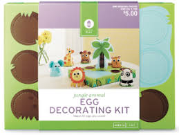 Easter Egg Decorating Kits by 4 Unconventional Easter Egg Decorating Ideas