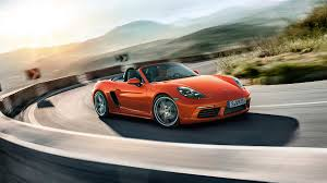 porsche boxster 2017 look for the 2017 porsche 718 boxster convertible porsche of fremont