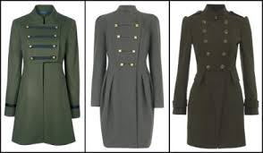 women u0027s military coats review fashion winter 2010 11