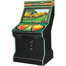 power putt golf arcade game machine u2014 32in lcd screen www