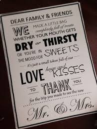 wedding guest bags printable wedding welcome letter instant by alltherageprintables
