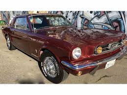 1966 ford mustang gt for sale classiccars com cc 953228