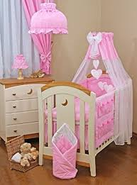 Cot Bed Canopy Lovely Baby Cot Cotbed Canopy Drape Canopy Holder Rod Pink