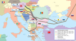 Serbia World Map by Gazprom Serbia Discuss South Stream Progress Lng World News